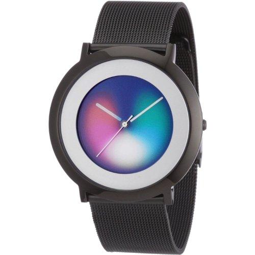 Colour Inspiration Unisex Armbanduhr Analog Edelstahl beschichtet 2014M002