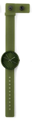 Nava Time Uhr - plicate - Green
