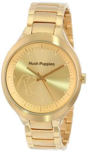 Hush Puppies Orbz WomenAutomatik Armbanduhr Analog Edelstahl Gold HP3784L1507 Armband