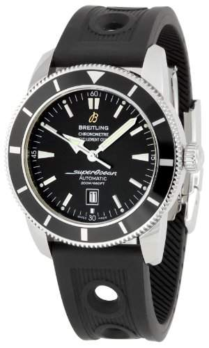 BREITLING SUPEROCEAN HERITAGE 46 MENS DATE UHR A1732024B868 - 201S-A20D2