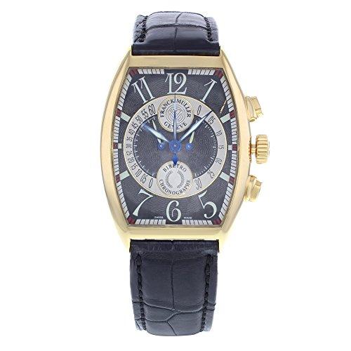 Franck Muller Master von Komplikationen 7850 CC B 18 K Rose Gold Automatik Uhr