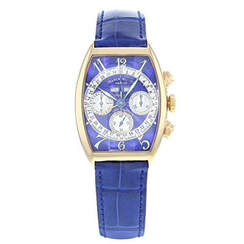 Franck Muller Master von Komplikationen 6850 CC MC bei 18 krose Gold Automatik Uhr