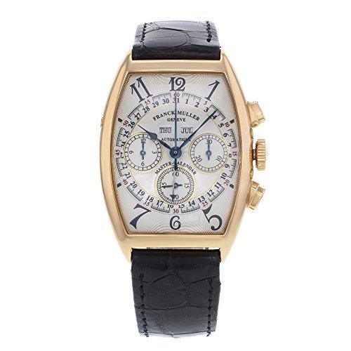 Franck Muller Master von Komplikationen 6850 CC MC 18 krose Gold Automatik Uhr