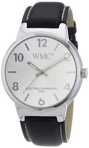 WMC Uhren Herren-Armbanduhr XL Analog verschiedene Materialien 8660