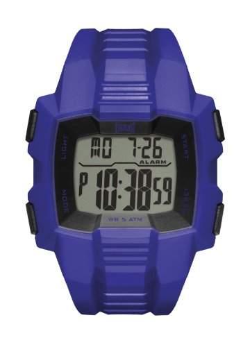 Everlast Mens-Armbanduhr Digital Kunststoff blau EV - 507-004