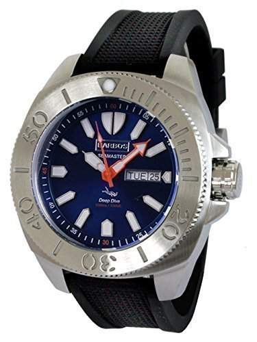 BARBOS SEAMASTER Taucheruhr 1000 Meter Diver Watch
