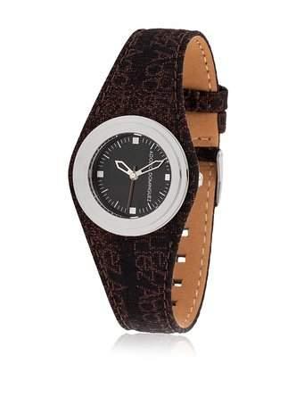 Uhr Adolfo Dominguez Ad33003 Damen Schwarz