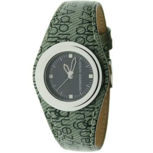 Uhr Adolfo Dominguez Ad33002 Damen Schwarz