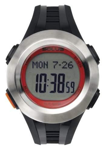 Solus Unisex-Armbanduhr Digital Automatik Kunststoff schwarz SL - 101-002