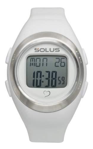 Solus Unisex-Armbanduhr Digital Quarz Kunststoff weiss SL - 800-202