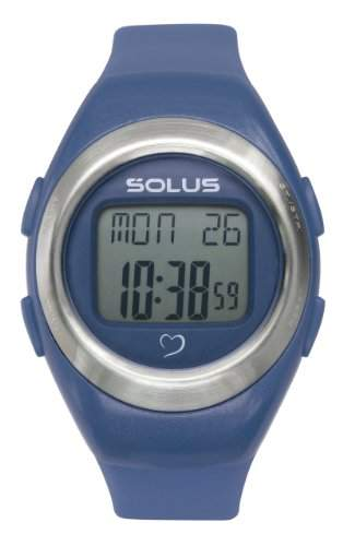 Solus Unisex-Armbanduhr Digital Automatik Kunststoff blau SL - 800-204