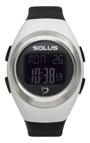 Solus Unisex-Armbanduhr Digital Automatik Kunststoff schwarz SL - 800-205