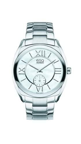 ESQ Movado Damen 07101457 ESQ Origin Analog Display Swiss Quartz Silver Armbanduhr