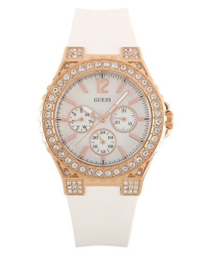Guess Analog Quarz Silikon W16577L1