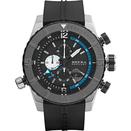 Brera Orologi Herren Chronograph Uhr Sottomarino Diver