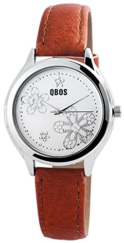 QBOS Damen mit Kunstleder Armband RP3072700002