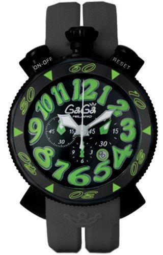GaGa Milano 6054 2 wt Herren Armbanduhr