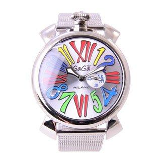 Gaga Milano Manueller Armbanduhr 5080 1 versandkostenfrei Lager