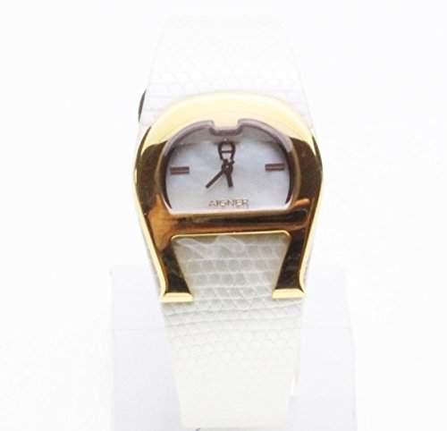 Aigner Damen Armbanduhr Capri Ladies weiss A19246