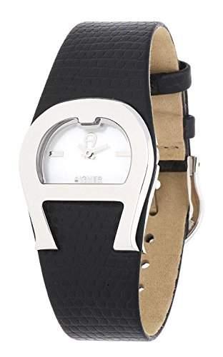 Aigner Damen Armbanduhr Capri Ladies schwarz A19247