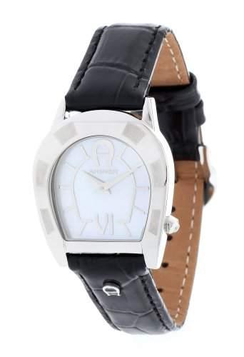 Aigner Damen Armbanduhr schwarz A30210