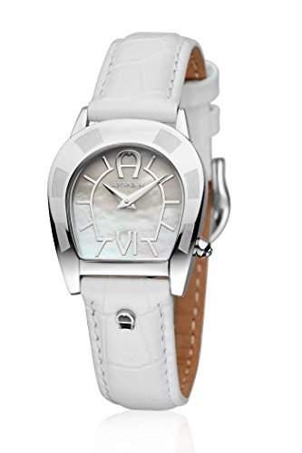 Aigner Damen Armbanduhr weiss A30211