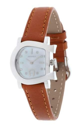 Aigner Damen Armbanduhr braun A31233