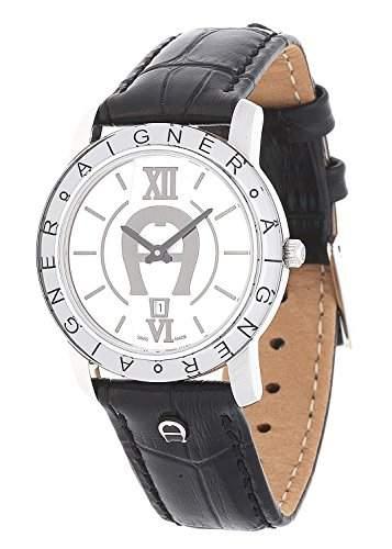 Aigner Damen Armbanduhr Murano Ladies schwarz A35221