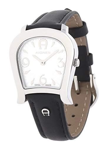 Aigner Damen Armbanduhr Casoria Ladies schwarz A46207