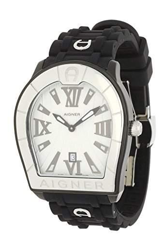 Aigner Herren Armbanduhr Verona Gents schwarz A48012