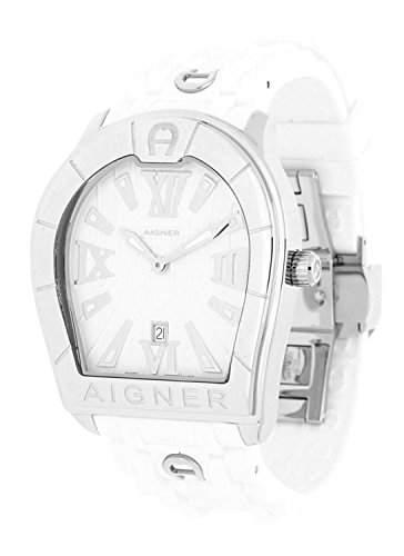 Aigner Herren Armbanduhr Verona Gents weiss A48015