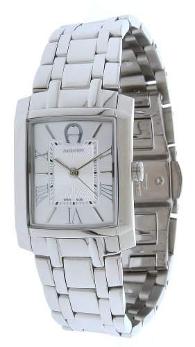 Aigner Damen Armbanduhr Silber A52205
