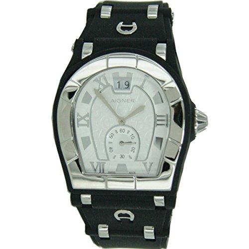 Aigner Armbanduhr Alba schwarz A49211