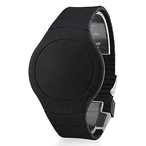 Soleasy Mens Touch Screen Kalender rot LED Digital Wrist Watch WTH8272