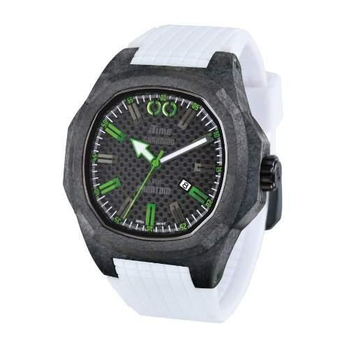 iTime Unisex Armbanduhr PH4900-C-PH01T Analog Silikon schwarz PH4900-C-PH03G Weiss