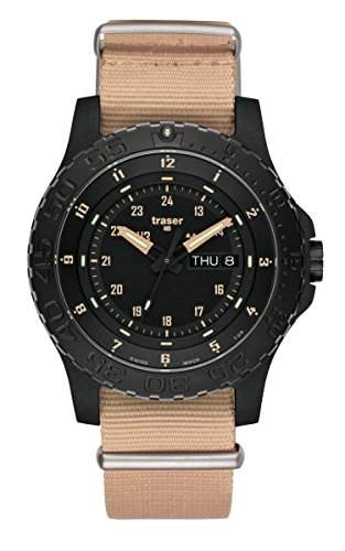 Traser H3 Professional Herrenuhr Sand P66001AAIl301