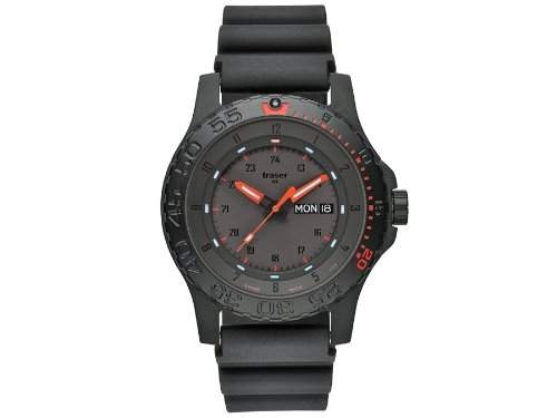 traser H3 Red Combat Herrenuhr 104148