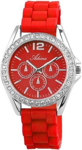 Modetrend 2013: Rote Damen Chrono Chronolook