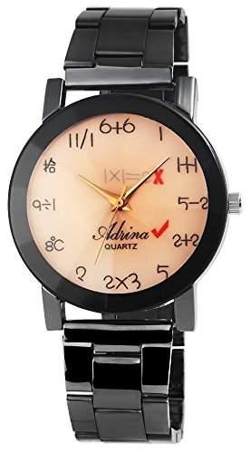 Adrina Damen-Armbanduhr Analog Quarz Edelstahl RP4710000002