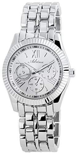 Adrina Damen-Armbanduhr Analog Quarz verschiedene Materialien RP4862250003