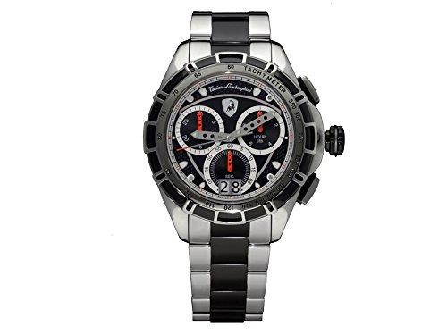 Tonino Lamborghini Chronograph 9060 ss silver