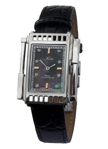 Xezo Unisex Architect Schweizer Uhr