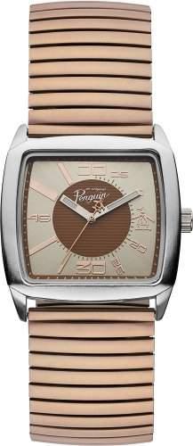 Original Penguin Herren -Armbanduhr Analog Quarz Sonstige Materialien OP5010RG