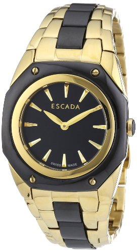 Escada NAOMI Analog Quarz verschiedene Materialien E2505042