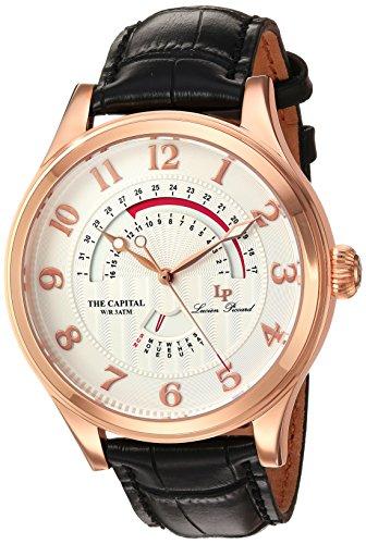 Lucien Piccard Herren Armbanduhr LP 40050 RG 02S