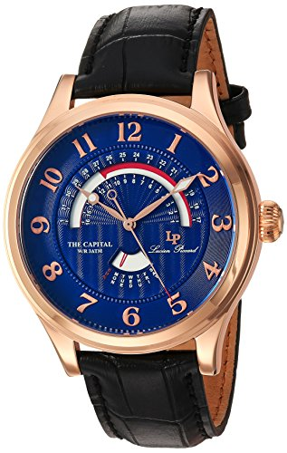 Lucien Piccard Herren Armbanduhr LP 40050 RG 03