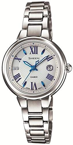 CASIO GLANZ SHE-4516SBY-7AJF die SONNEN-Bewachungsdame
