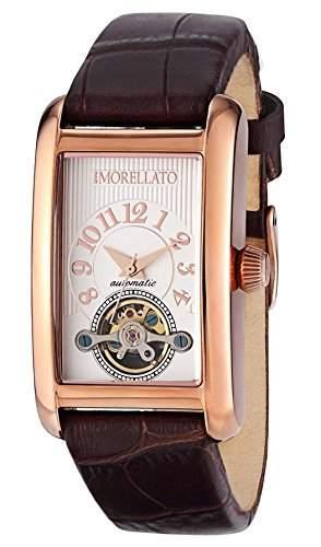 Morellato Time Damen-Armbanduhr Analog Automatik Leder R0121108501
