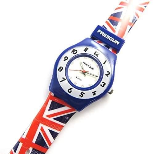 Armbanduhr french touch Freegununion jack slim