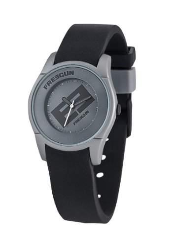 Freegun Unisex-Armbanduhr Analog Silikon mehrfarbig EE5003